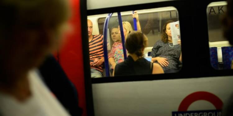 Siemens obtient un contrat de 1,5 milliard de livres pour le métro londonien