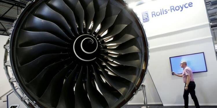 Rolls-Royce affiche des objectifs ambitieux, la Bourse applaudit