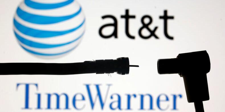 AT&T finalise le rachat de Time Warner