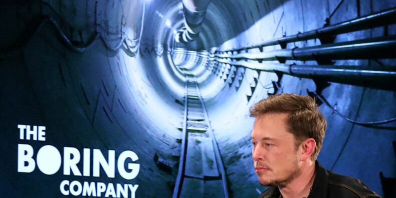 La Boring Co de Musk choisie pour une liaison à grande vitesse à Chicago