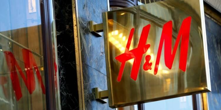 H&M inquiète avec des ventes encore en stagnation