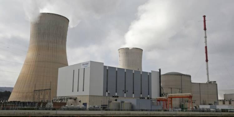 Engie prolonge l'arrêt du réacteur nucléaire belge Tihange 3