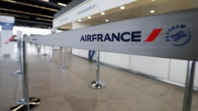 Air France: L'intersyndicale suspend son préavis de grève fin juin