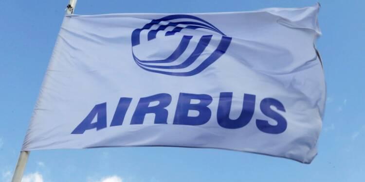 Airbus étudie une version améliorée de l'A321, l'A321XLR