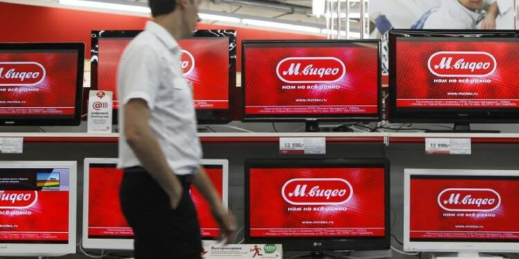 Ceconomy discute la vente de sa filiale russe, intéressé par M.video
