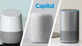 Google Home, HomePod, Amazon Echo : comment écouter les podcasts Capital