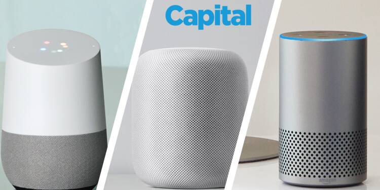 Google Home, HomePod, Amazon Echo : comment écouter les podcasts Capital