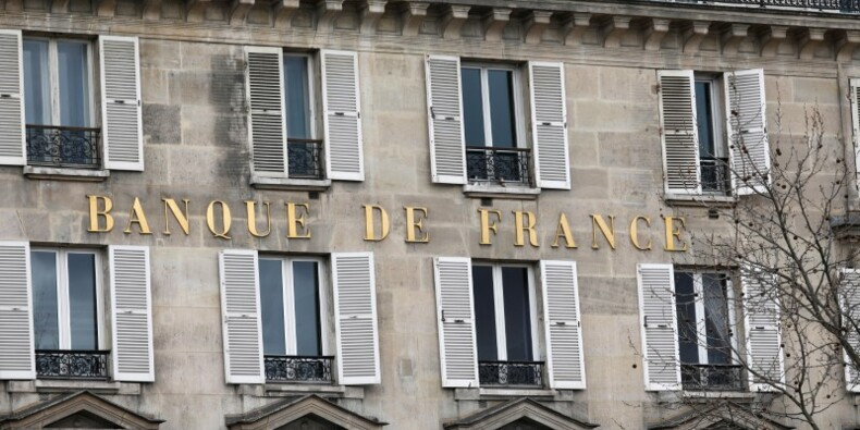 La Banque de France un peu moins optimiste pour la croissance 2018