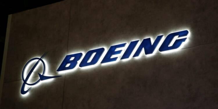 Boeing étudie l'impact éventuel des droits de douane US