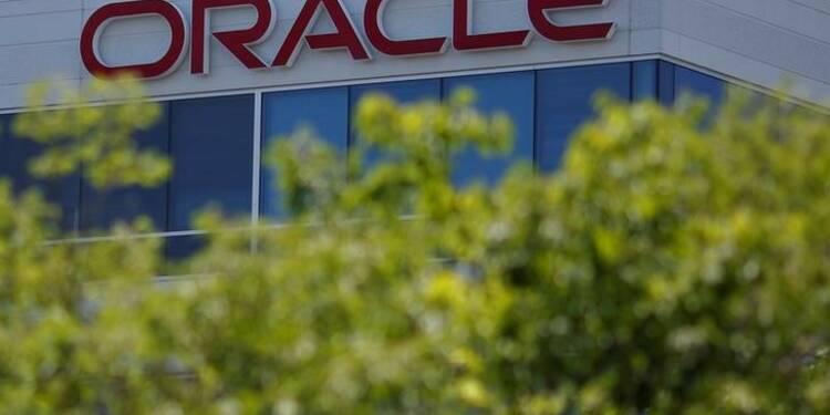 Oracle: Résultats du 4e trimestre supérieurs aux attentes, le titre monte