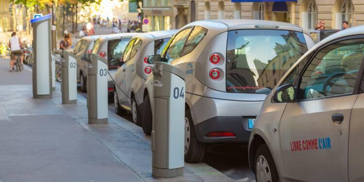 Autolib' : l'arrêt du service pourrait coûter très cher au contribuable