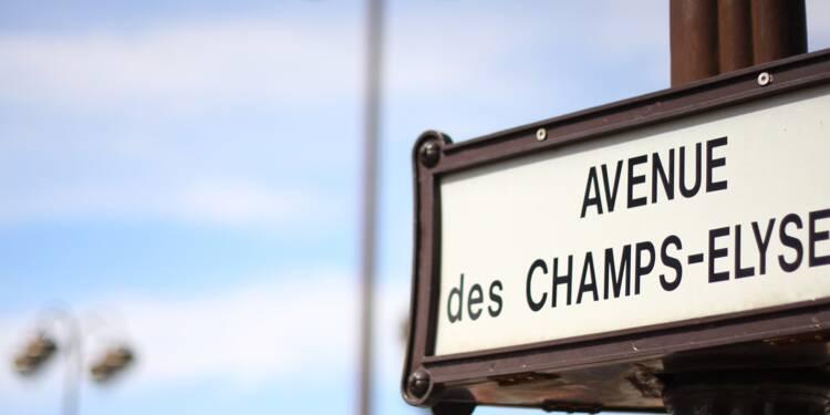 Avec l'arrivée d'Apple, Nike et d'autres mastodontes… l'immobilier s'envole sur les Champs-Elysées