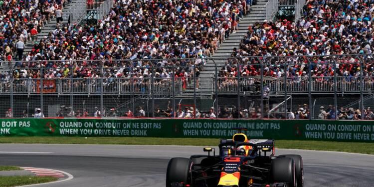 Formule 1 Red Bull quitte Renault pour Honda