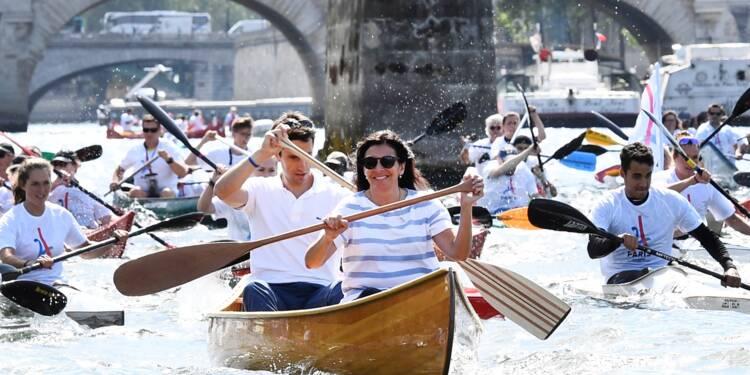 Se baigner dans la Seine : le coût exorbitant de la promesse d'Anne Hidalgo