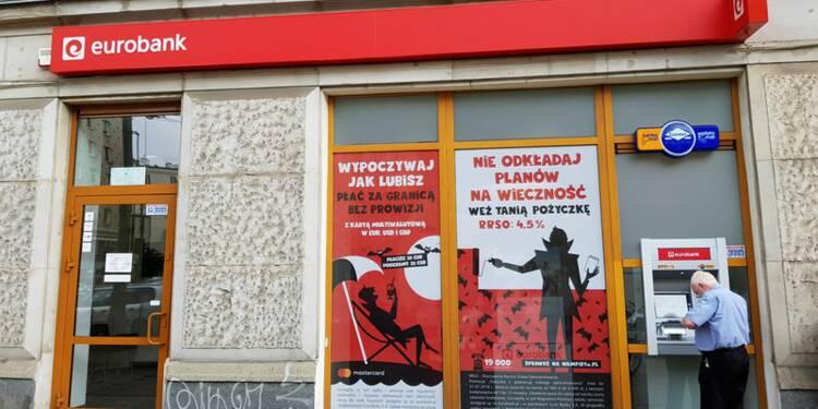 Pologne: CASA s'intéresserait à Eurobank (SocGen)