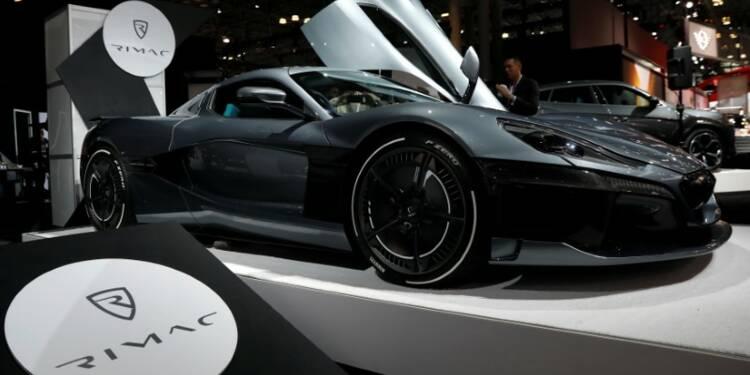 Porsche acquiert une part de Rimac, un expert en accélération