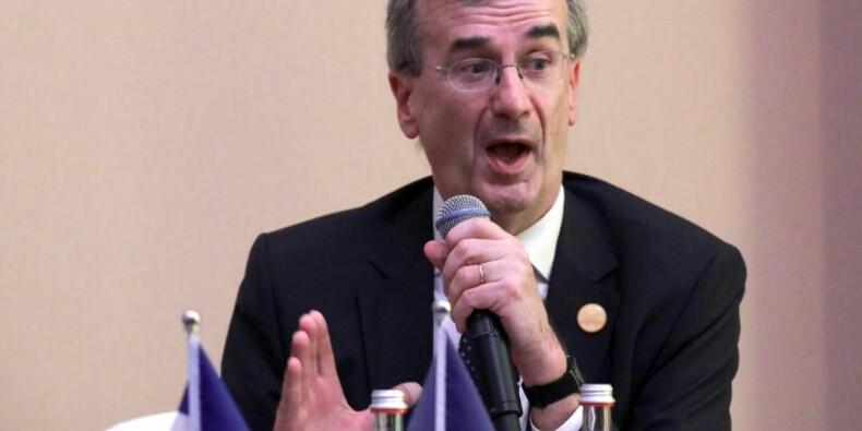 Le respect des règles de l'euro s'impose à tous, dit Villeroy à l'Italie