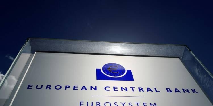 La BCE s'inquiète du risque de guerre commerciale