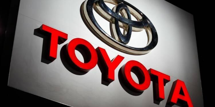 Avec Grab, Toyota veut recueillir des données sur la mobilité
