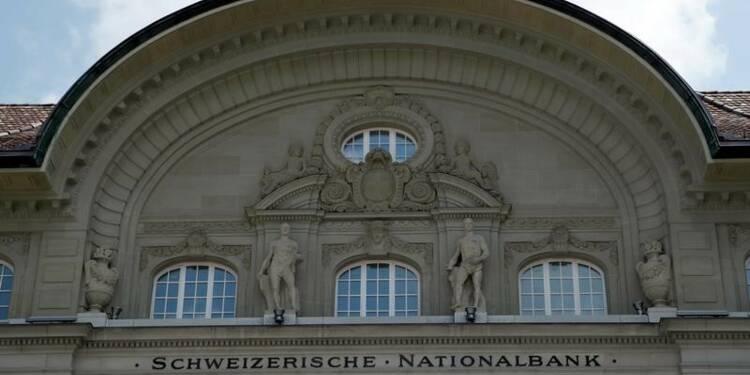 La Banque nationale suisse maintient sa politique accommodante