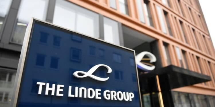 Linde et Praxair font des concessions pour le feu vert de l'UE