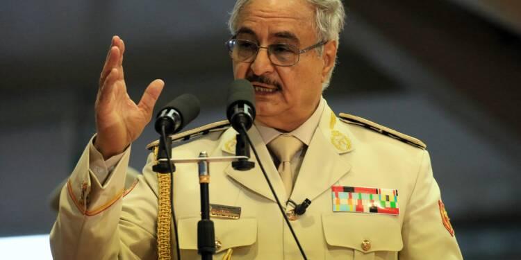 Conférence sur la Libye : Haftar est arrivé à Palerme