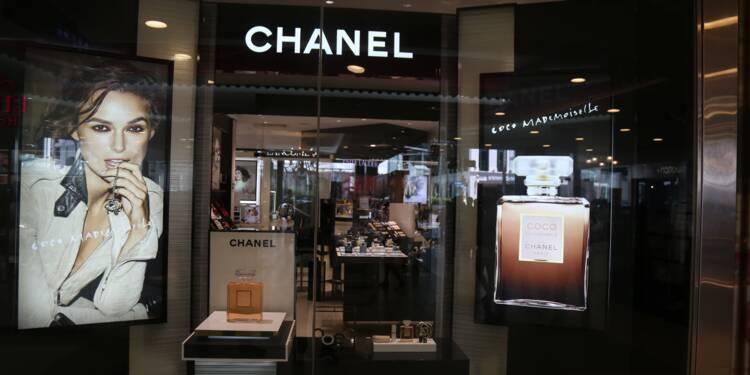 Dévoilant pour la première fois ses résultats, Chanel révèle que son chiffre d'affaires approche 10 milliards!