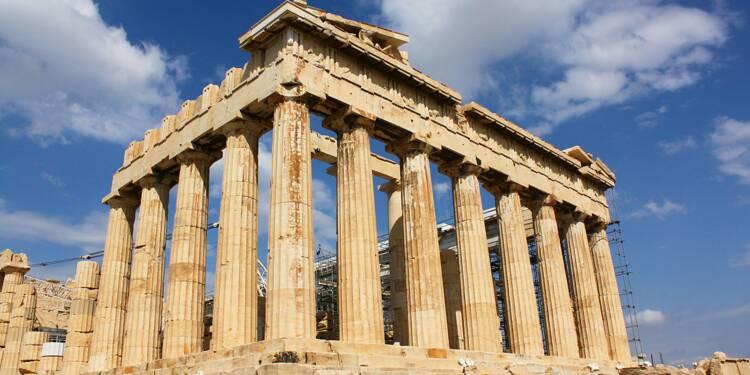 La crise grecque en 5 chiffres
