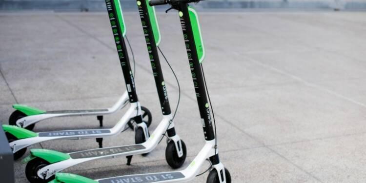 Lime lance ses trottinettes en libre-service à Paris