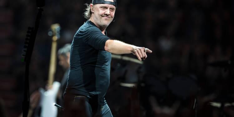 Le beau (et généreux) geste de Metallica