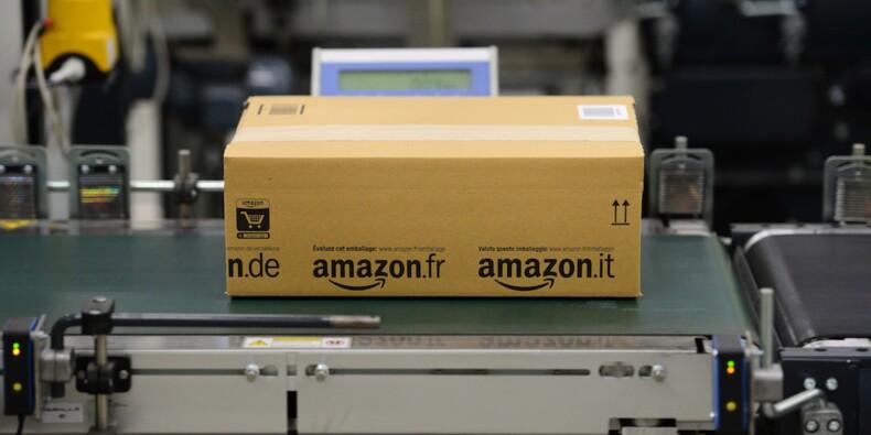 Un entrepôt géant et 1.700 emplois pour Amazon près de Lyon ?