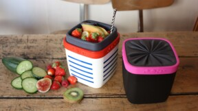 Neolid : la lunch box sans couvercle totalement étanche