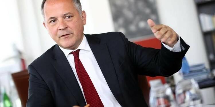 """Coeuré (BCE) juge """"utile"""" un budget pour la zone euro"""