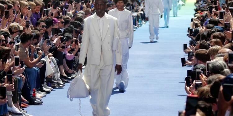 Les marques de luxe misent sur la mode masculine