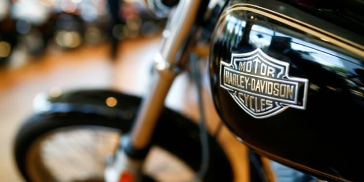 Les tarifs européens forcent Harley-Davidson à produire hors des Etats-Unis