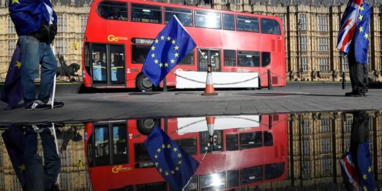 UE: Un tiers des entreprises vont moins investir du fait du Brexit selon une enquête