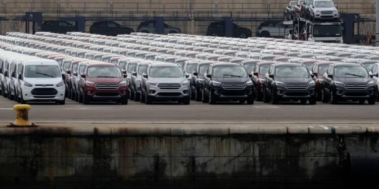 L'industrie automobile alerte sur le coût en emplois de tarifs américains