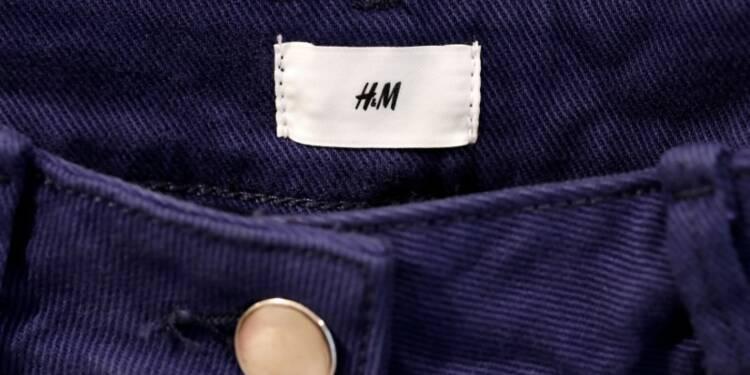 H&M: Baisse légèrement plus forte que prévu du bénéfice au deuxième trimestre