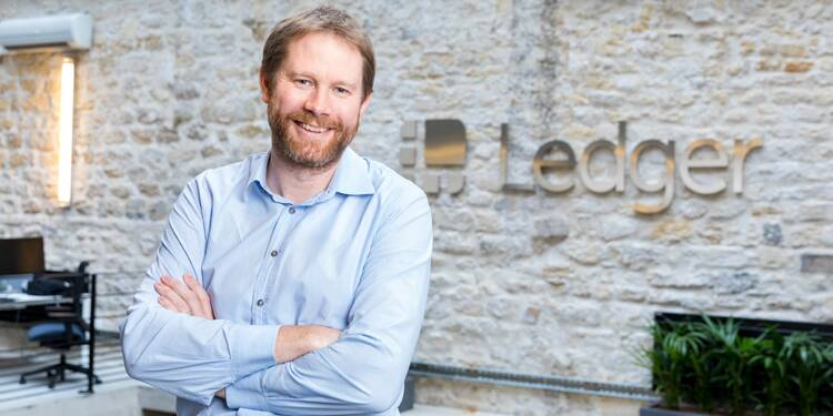 Avec Ledger, ce serial entrepreneur sécurise les cryptomonnaies