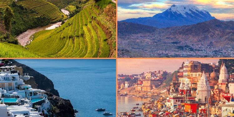 Les 10 destinations les moins chères pour vos vacances d'été