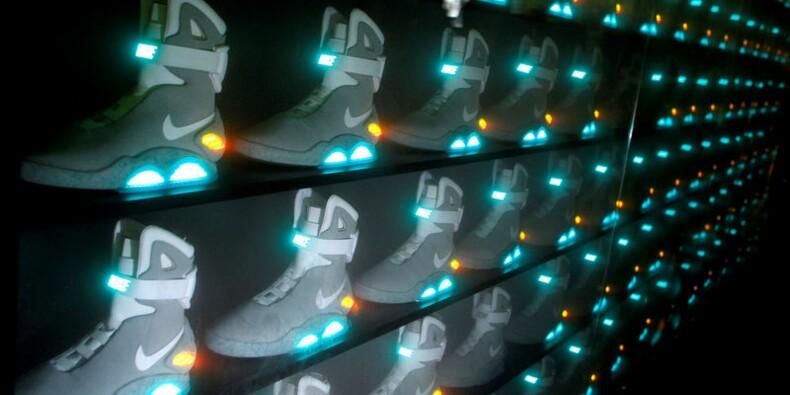 La folle journée de Nike booste ses résultats en Bourse