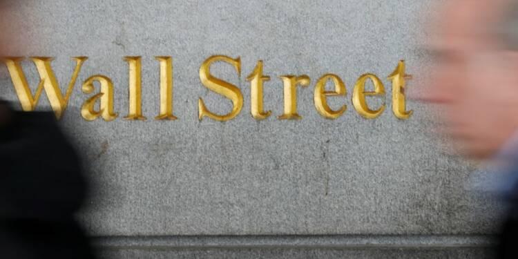 Wall Street dans le vert, Nike et les financières en soutien
