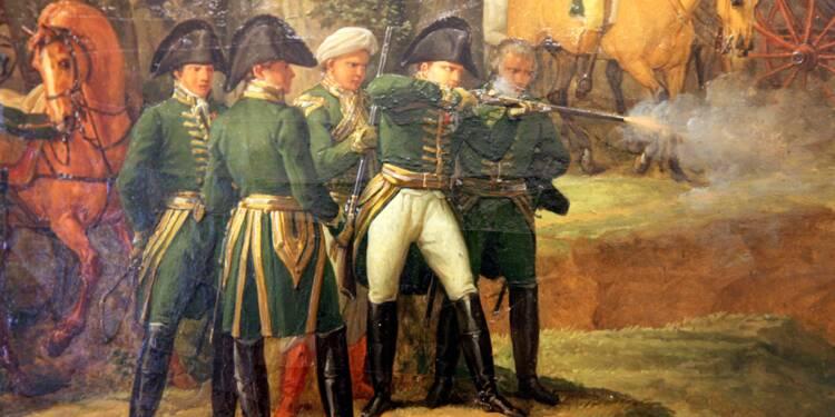 Un objet historique rare de l'époque napoléonienne mis aux enchères