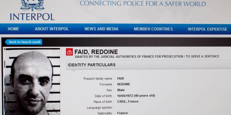 Le braqueur évadé de prison Redoine Faïd arrêté à Creil (Oise)