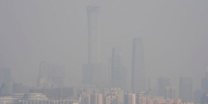 Les émissions de CO² en recul de 2014 à 2016 en Chine selon une étude