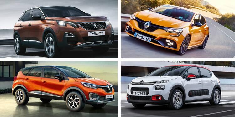 Marché automobile en forte hausse : quels sont les modèles best-sellers en France au premier semestre?