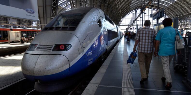 Nouveau record pour la SNCF avec ses lignes à grande vitesse
