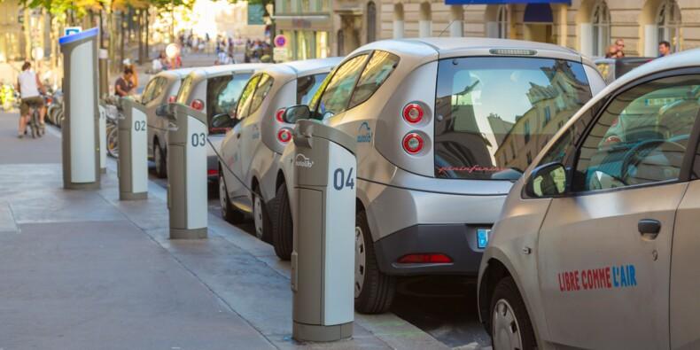 Renault en course pour remplacer Autolib'