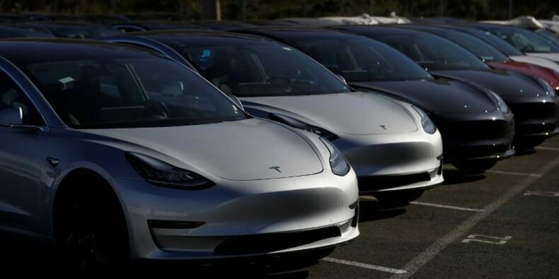 Model 3 : Tesla dépasse enfin son objectif de production, l'action décolle!