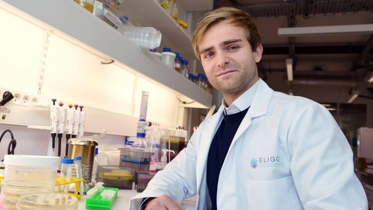 Eligo Bioscience : des nanorobots pour tuer les bactéries
